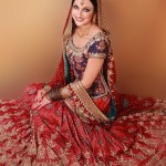 Bridal lehnga trends in Pakistan - Latest bridal Dresses