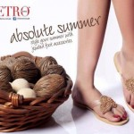 chappals for women by Metro Shoes Eid Collection 2012-13