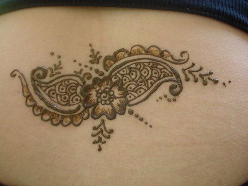 Mehndi Tattoos For Arms : Mehndi tattoo designs best tattoos for girls
