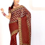 Indian sarees for girls - Latest Saree Designs