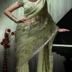 Indian sari trends 2012 - Latest Asian Fashions