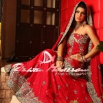 Rizwan moazzam Bridal dress Collection 2012 2013