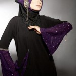 Stylish abayas by meemseen - Designers collection