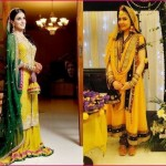 Mehndi Dresses In Pakistan For 2012 | Wedding Dress