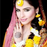 beautiful bridal mehndi dress for girls