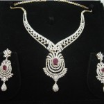Bridal Damas Diamond Jewellery designs