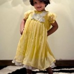 frock for girls - Pakistani dresses collection 2012