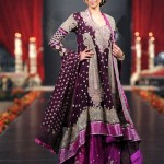 latest bridal nikah dress 2012