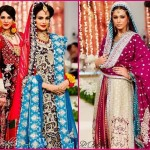 latest dresses for nikah function - Bridal engagement dresses