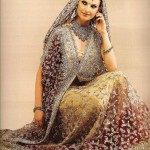 rajhistani dress for nikah
