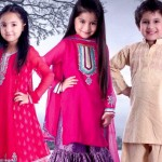 Latest dresses for kids 2012 – Wedding dresses for children