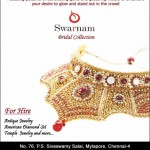 swarnam bridal jewellary by chennai
