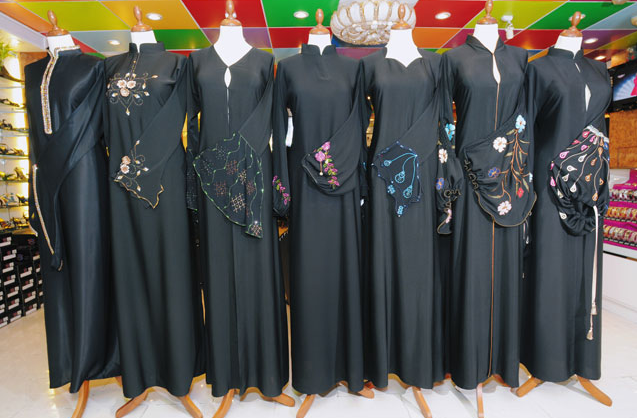 Abaya styles for young girls 2012 - 2013