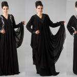 Abaya trends 2012- Arabic Abaya and Hijab Trends