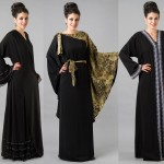Al Karam Latest Abaya Designs 2012-2013