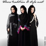 Black abaya designs 2012-2013