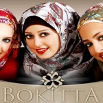Bokitta printed scarfs &#8211; Branded Scarfs &#8211; Hijab styles 2012