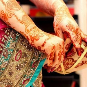 Bridal mehndi 2012 - Latest bridal henna designs