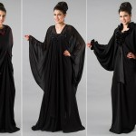 Gulf abayas 2012 - Branded abaya styles