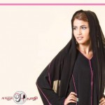 Latest designs of alkaram abayas