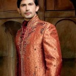 Sherwani fashion in Pakistan - Groom fashions