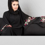 Alkram abaya collection 2012-2013 | Latest and stylish abaya designs