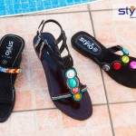 Stylo flat semi formal shoes
