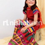 colorful eid dresses of kids 2012 - Dresses for Pakistani Girls