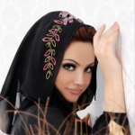 dubai abaya 2012 - latest abayas collection 2012-2013