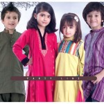 eid dress designs for kids - Stylish eid dresses collection 2012
