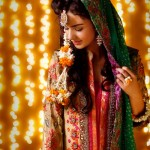 mehndi bride pink makeup