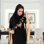 omani abaya style - Best arabic abaya designs for girls