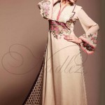 Anarkali frock for weedings