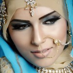 Arabic bridal dresses 2013 &#8211; Muslim wedding dresses
