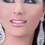 Arabic party makeup 2013,Wedding party makeup, Evening party makeup