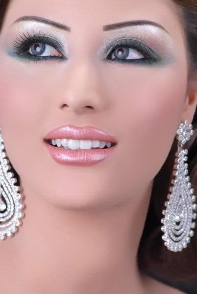 Party Makeup 2012 2013 Latest Makeover Trends