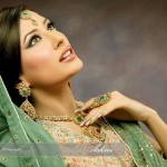 Bridal makeup trends 2012 nikah