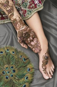 Bridal mehndi pattrens 2013