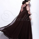 Formal party wear dresses by designers - Simple party wear frocks - Pakistani Party wear dresses for women