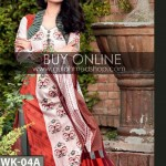 Branded Khaddar collection winter 2013
