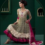 Indian party wear anarkali frocks