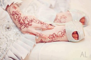 Latest bridal mehndi trends