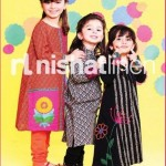 Latest designs of winter dresses for kids