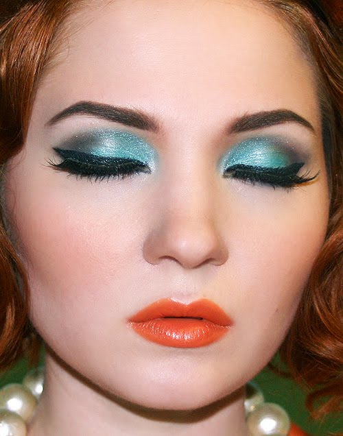 Party Makeup 2012-2013 - Latest Makeover Trends