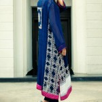 Semi formal party wear dresses by so kamal - Party wear 2013