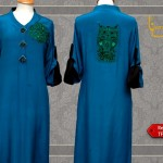 Teena animal logo on kurta 2012-2013
