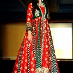 Wedding frocks 2013-2012 Anarkali frock designs