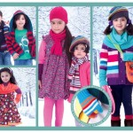 Winter dresses for kids 2012-2013 - Winter accessories for kids,young girls fashions in winter