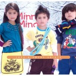 minnie minors winter kids ou fits 2012 - branded outfits for children