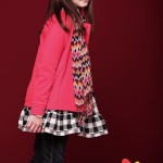 winter dresses styles - dresses for pakistani girls, winter dresses, Stylish pink dress